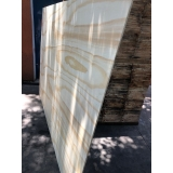 quanto custa compensado pinus clear 18mm Guararema